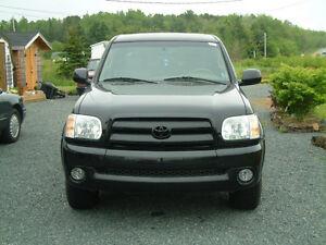 2005 Toyota Tundra Custom Limited Edition Pickup Truck