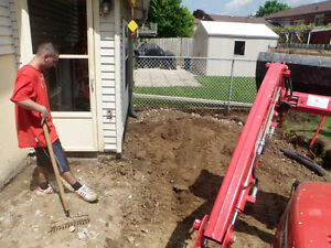 Landscaping and Excavation Services Available Kitchener / Waterloo Kitchener Area image 7