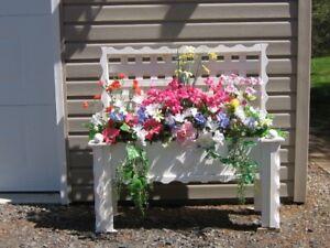 Boites à fleurs uniques