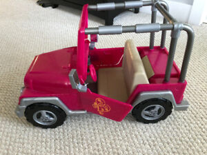 """Our Generation 18"""" doll Jeep"""