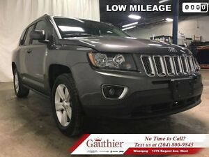 2016 Jeep Compass Sport   - Aluminum Wheels - Low Mileage