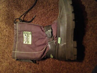 Arctic cat boots USA size 9