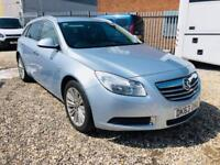 2013 63 Vauxhall/Opel Insignia 2.0CDTi 16v ( 160ps ) ( Nav )