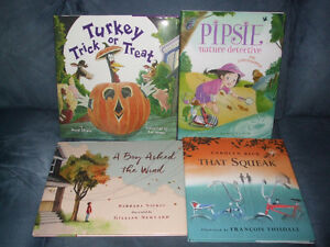 BRAND NEW CHILDREN'S ILLUSTRATED BOOKS ONLY $5 EACH!!