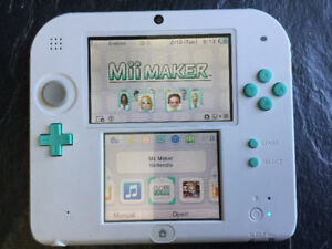 Nintendo 2DS with 60 Games