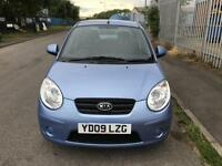 Kia Picanto 1.1 Picanto 2 + 2009 + ONLY 24K + 12 MONTHS MOT +
