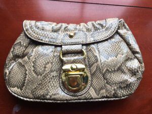 Brand new Snake-Print clutch for sale