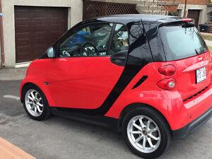 2013 Smart Fortwo Coupé (2 portes)