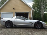 2001 Chevrolet Corvette Z06 TRADE FOR MAVERICK OR COMMANDER