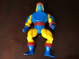 1 SY-CLONE MOTU MASTER OF THE UNIVERSE, HE-MAN ACTION FIGURE