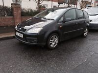 ford c-max 2006 engine 1.8 with mot