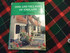 Second Book of Inns and Villages of England - Hardcover