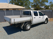 2010 Nissan Navara dual cab Kippa-ring Redcliffe Area Preview