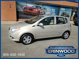 2011 Chevrolet Aveo LTROOF / PWR GRP / 2 SETS OF WHEELS