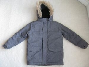 Joe Fresh - Boys Parka Winter Coat - Sz 6-7