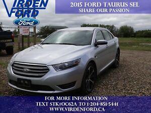 2015 Ford Taurus SEL   - Low Mileage