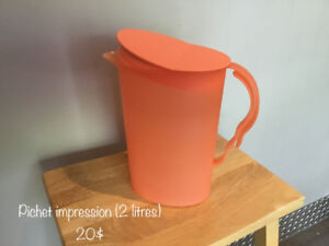 Pichet Impression (2 litres) - Tupperware