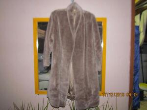 Manteau d'hiver en magnifique fourrure Borgue