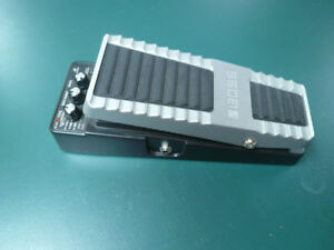 Boss PW-10 V-Wah Pedal Excellent Condition
