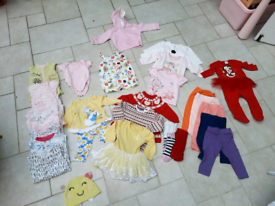 6-9 months Girls clothes bundle.