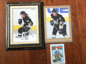 Sidney Crosby jumbo rookie plus Ovechkin, Stamkos cards