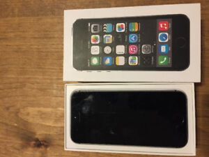Iphone 5s -Noir 16gb