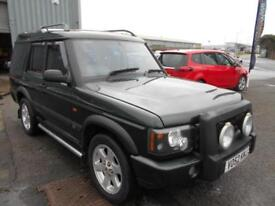 Land Rover Discovery 2.5Td5 ( 7 st ) 2000MY Td5 ES (7 seat)