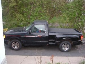 1994 Ford Ranger Splash Coupe (2 door)