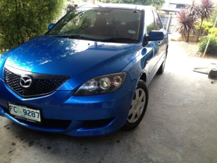 2006 Mazda3 hatch  Brighton Brighton Area Preview