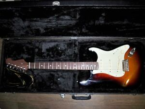 Fender USA Rosewood Stratocaster LE