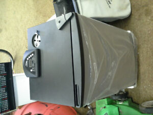 New electric smoker, and new metall detecter,