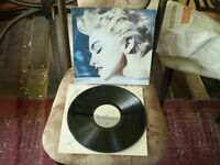 madonna/true blue 33 tour lp