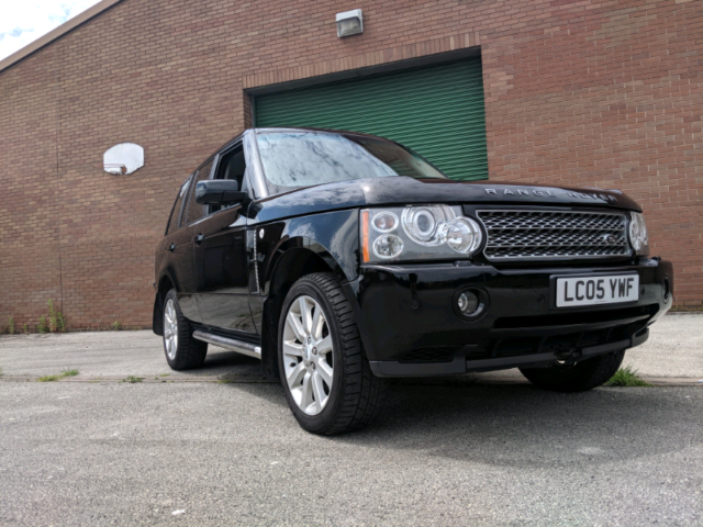 Land Rover Range Rover Vogue Se Supercharged 400bhp | in Louth,  Lincolnshire | Gumtree