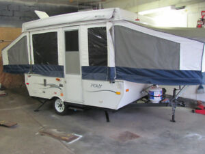 Fall special - F/S 2008 Pony tent trailer