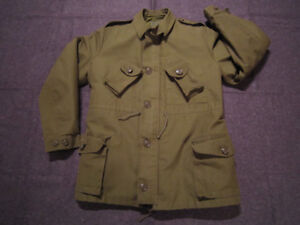 Mens Large Canadian Forces Army Surplus 3-season Jacket