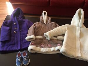 3 spring,autumne,winter coats in great condition