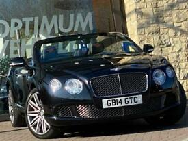 image for 2014 Bentley Continental GT SPEED Auto Convertible Petrol Automatic