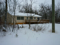 Lake Manitoba Narrows Year Round Cottage