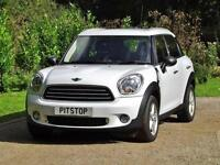 Mini Countryman One 1.6 D 5dr DIESEL MANUAL 2013/13