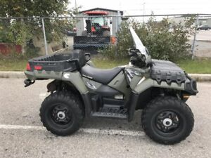 Polaris Sportsman X2 550 2010