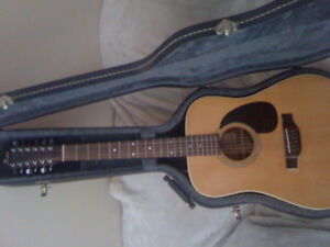 *1969 Fender* Electric/Acoustic 12 String Sounds Phenomenal