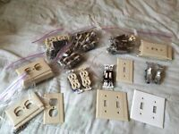 Outlets and light switches