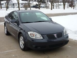 2009 Pontiac G5 SE Coupe (2 door)