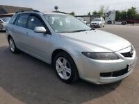 2007 Mazda Mazda6 2.0 auto TS2 AUTOMATIC PETROL PX TO CLEAR