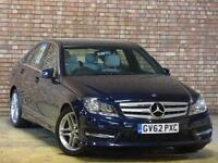 Mercedes-Benz C-Class C200 CDi BlueEfficiency AMG Sport 2.1L 4dr