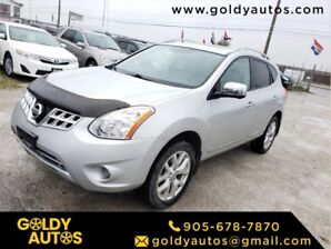 2013 Nissan Rogue SL |Sunroof/Moonroof | Alloy Wheels | Leather Seat