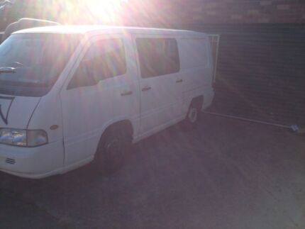 2001 Mercedes mb100 van  Newcastle 2300 Newcastle Area Preview