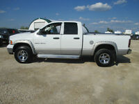 2004 Dodge Power Ram 1500 SLT HEMI Quad Cab 4x4