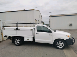 2007 Toyota Hilux Workmate Tradie