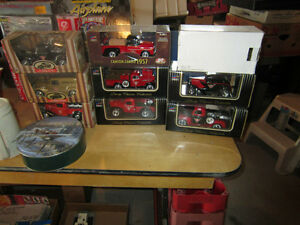 CANADIAN TIRE COLLECTABLE TRUCK'S